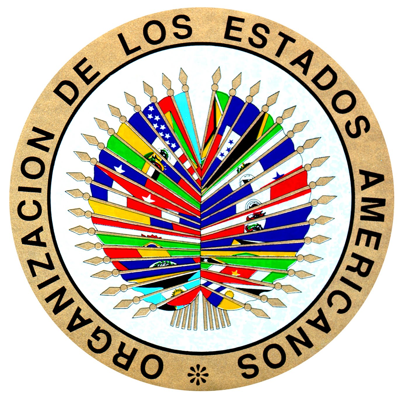 Logo The Organization of American States